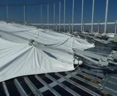 Pencangkokan Monomer Stiren pada Film ETFE dengan Teknik lradiasi Awal untuk Bahan Membran Sel Bahan Bakar (Yohan) PENCANGKOKAN MONOMER STIREN PAD A FILM ETFE.